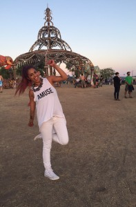 Hi everyone my name is Jaszmin Im friends w/ Mark Chi in the group & I am new to burning Man this year. I cannot wait to meet all of you. Little bit about me I love to surf, camp, fish, paint, read & be a free spirit. Meeting new people is a favorite of mine. Im easy to talk too & very open minded. I love to create new exciting memories. Xo xoX