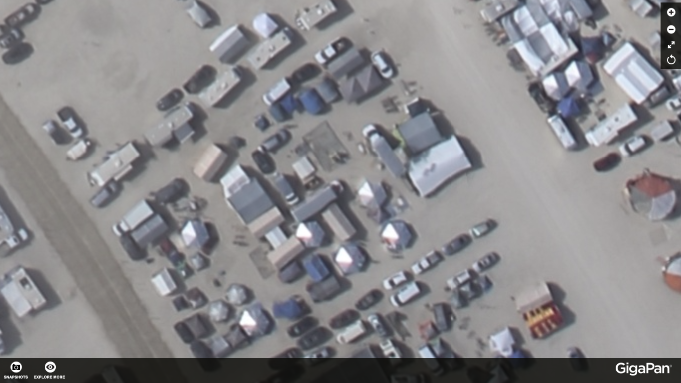 Mudskipper Cafe 2015 Aerial View
